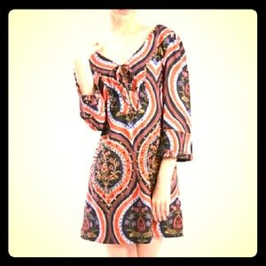 Juicy Couture 100 % Silk Dress